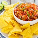 Hot Homemade Salsa Sauce