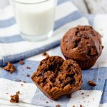 Adorable Chocolate Muffins