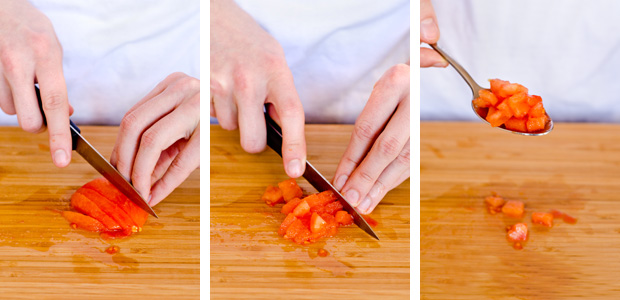 How to Slice Tomatoes